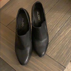 Aldo ankle pumps